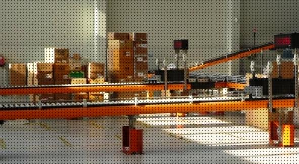 stockage automatisé industrie