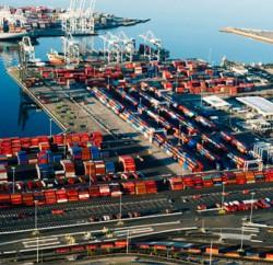 port logistique
