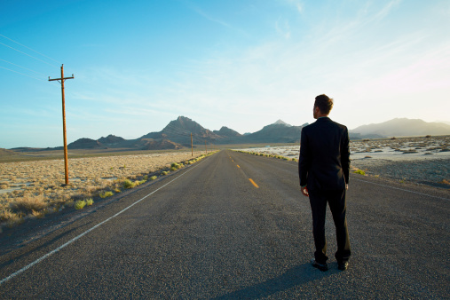 businessman-isole