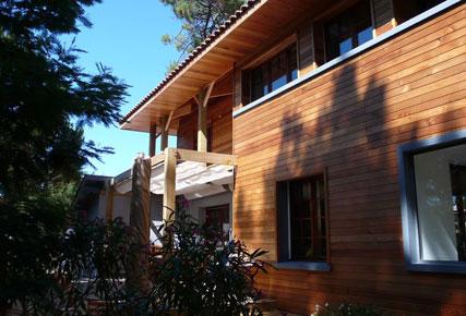 L'Ordre des architectes se tourne, ces dernières années, vers le développement durable. Photo www.architectephilippegobin.com