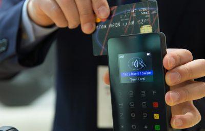 carte bancaire pour payer des frais
